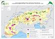 Les grands espaces protégés des Alpes (international) - Source : ALPARC